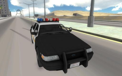Fast Police Car Driving 3D 1.17 screenshots 15