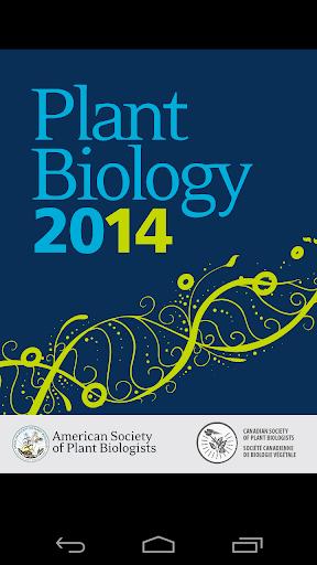 PlantBiology2014