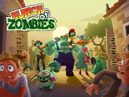 Bunch of Zombies- screenshot thumbnail