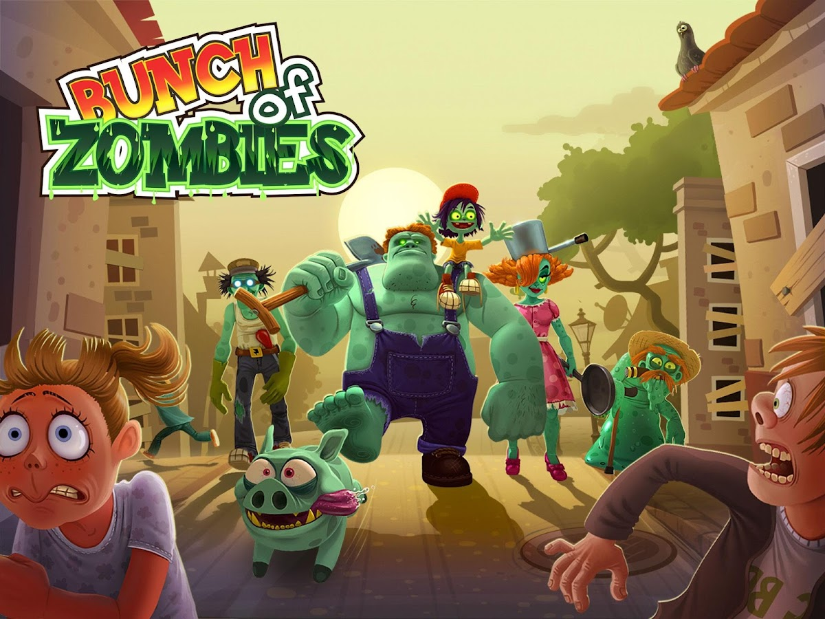 Bunch of Zombies- screenshot