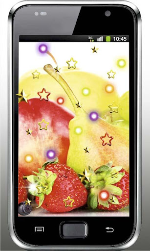 Fruit Free live wallpaper