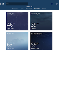 MSN Weather - Forecast & Maps v1.1.0