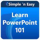 Learn PowerPoint 101 by WAGmob