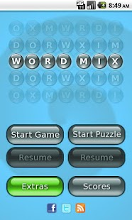 Word Mix Lite ™ - screenshot thumbnail