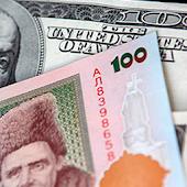 Виджет курс валют сырья, нефть