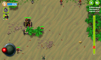 Screenshot of F.O.G: Army Shooting Game