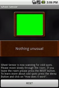 Ghost Sensor (Ad-Supported) - screenshot thumbnail
