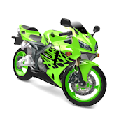 3D bike color configurator