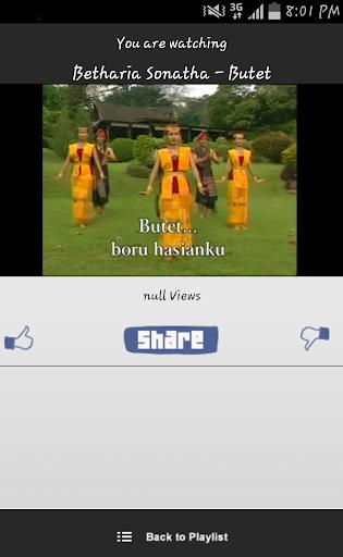 【免費媒體與影片App】Koleksi Lagu Batak-APP點子