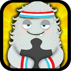 Monster Games for Kids: Puzzle icon