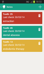 Dentist Manager - screenshot thumbnail
