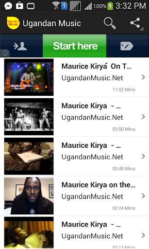 Ugandan Music Downloader