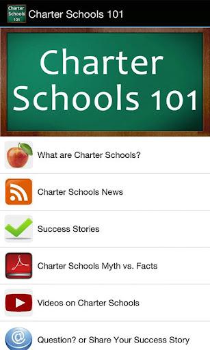 Charter Schools 101