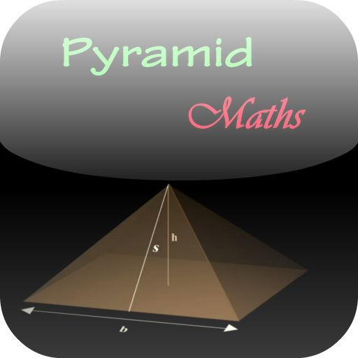 Pyramid Maths LOGO-APP點子