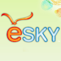 eSky Mobile VoIP Video SMS logo
