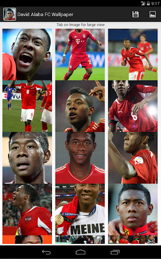 David Alaba FC Wallpaper