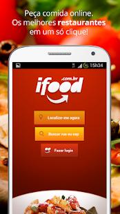 iFood - Delivery de Comida - screenshot thumbnail