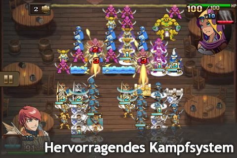 android M&M Clash of Heroes Screenshot 12
