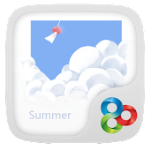 Summer - GO Launcher Theme