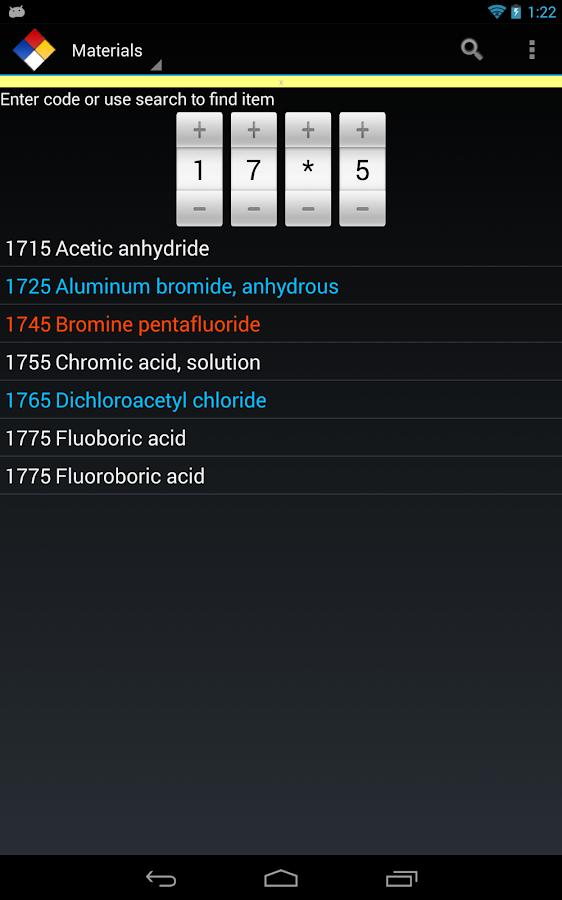 Cargo Decoder - screenshot