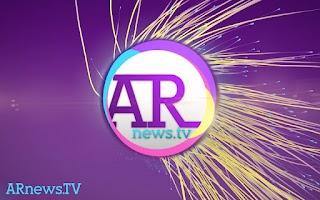 Screenshot of ARnews.TV Business Card