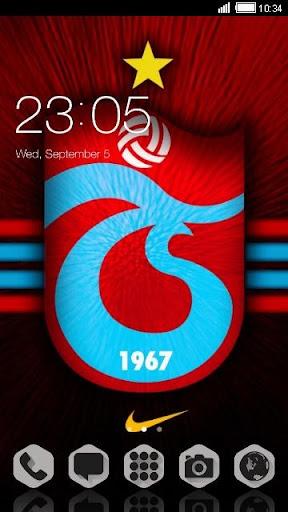 Trabzonspor C Launcher Theme 2