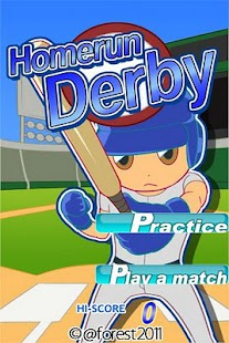 Homerun Derby - screenshot thumbnail