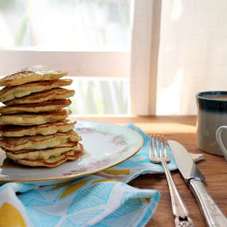 Cream Corn Pancakes Recipes.