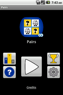 Pairs- screenshot thumbnail