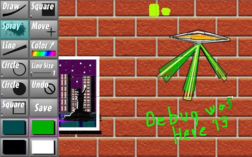 eGraffiti- screenshot thumbnail