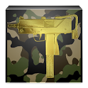 Sub Machine Gun Shot Widget logo