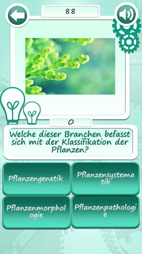 Botanisches Quiz