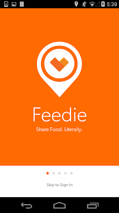 Feedie- screenshot thumbnail
