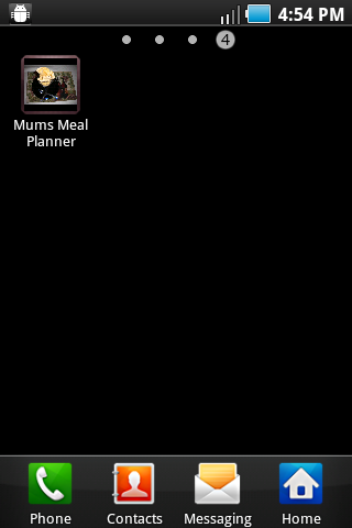 Mums Meal Planner