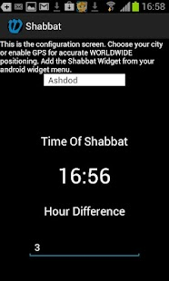 Shabbat- screenshot thumbnail