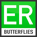 Easy Recorder GB Butterflies logo