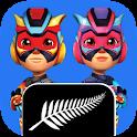 Skoolbo - Go! Kiwi Kids Go! icon