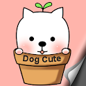 Dog Cute Atom theme icon