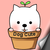 Dog Cute Atom theme