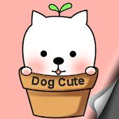 Dog Cute Atom theme