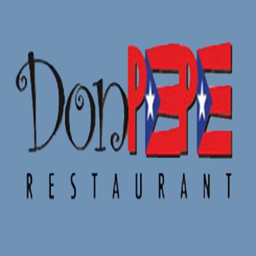 Restaurante Don Pepe LOGO-APP點子
