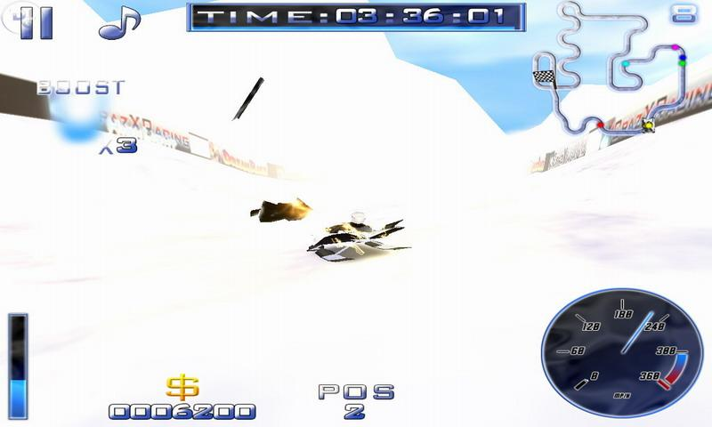 BobSleigh eXtreme Free - screenshot