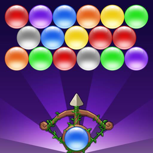 泡泡射手王 休閒 App LOGO-硬是要APP
