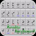 Clavier Arabe gratuitement icon