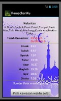 Screenshot of RAMADHAN KU:Puasa Ramadan 2015