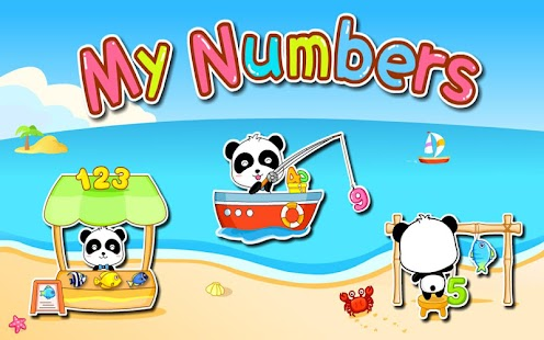 My Numbers by BabyBus - screenshot thumbnail