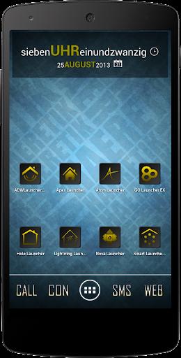 Apex Nova Semiotik Gold Icons