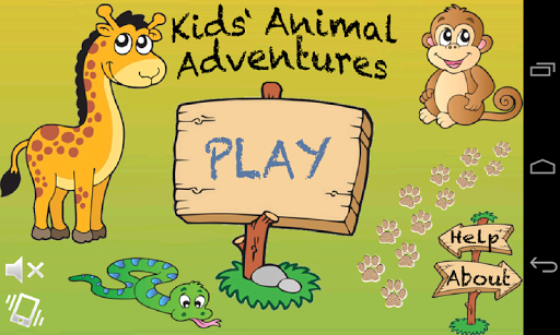 Kids Animal Adventures FREE