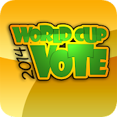 Vote @ Brazil 2014 World Cup