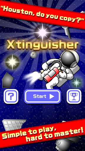 Xtinguisher in Space